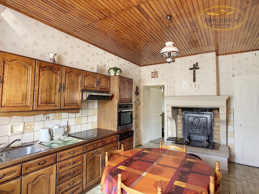 A vendre Maison LACROIX SUR MEUSE 140m² 145.000