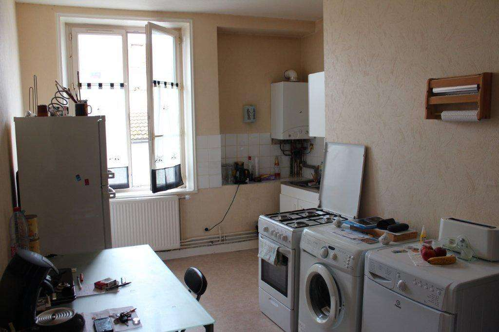 A vendre Appartement LIGNY EN BARROIS 45m² 22.000 3 piéces