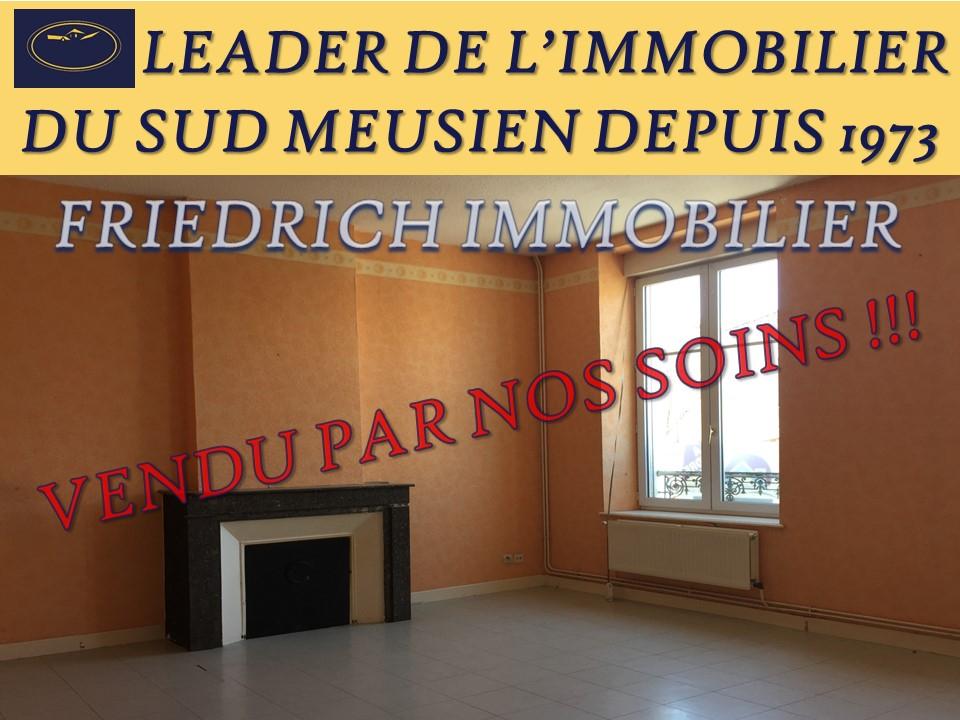 A vendre Appartement SAINT MIHIEL 130m² 50.000
