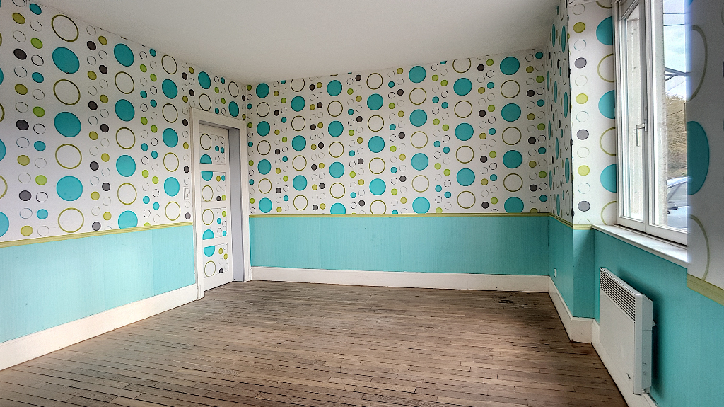 Appartement F3 Duplex - MORLEY