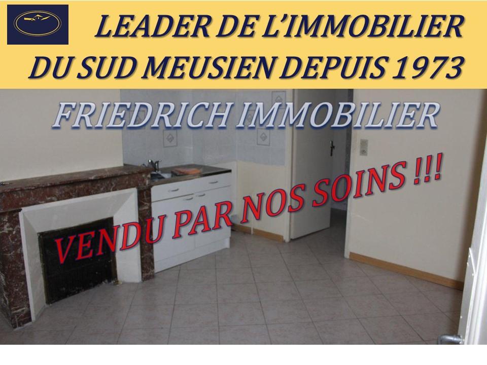 A vendre Appartement LIGNY EN BARROIS 36m² 17.000 2 piéces