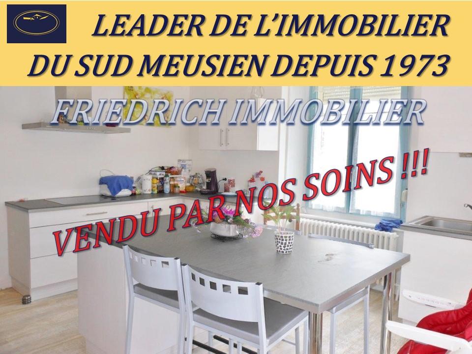 Maison De Caractère Entièrement Renovée - Proche TGV Meuse