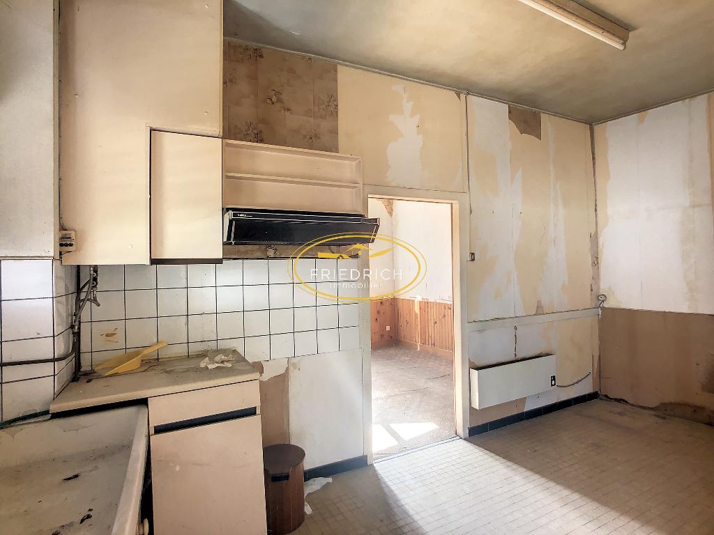 A vendre Maison SAINT MIHIEL 40.000 5 piéces