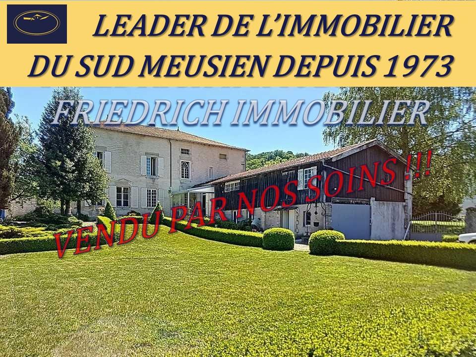 A vendre Maison LIGNY EN BARROIS 11 piéces