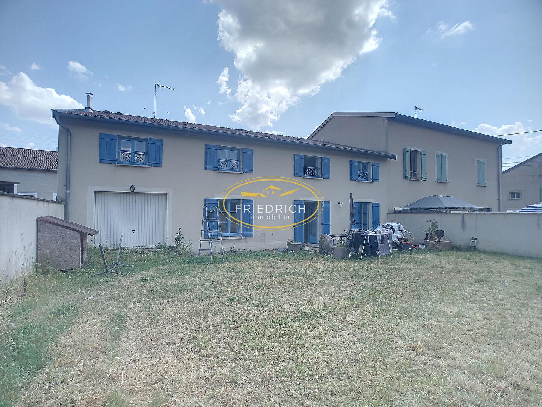 Maison De Village F6 Entièrement Rénovée - ERNEVILLE AUX BOIS