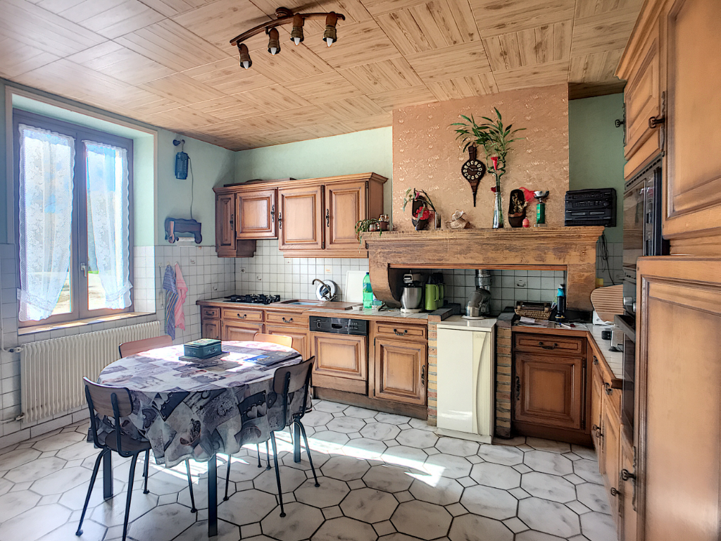 A vendre Maison SAINT MIHIEL 87.400 5 piéces