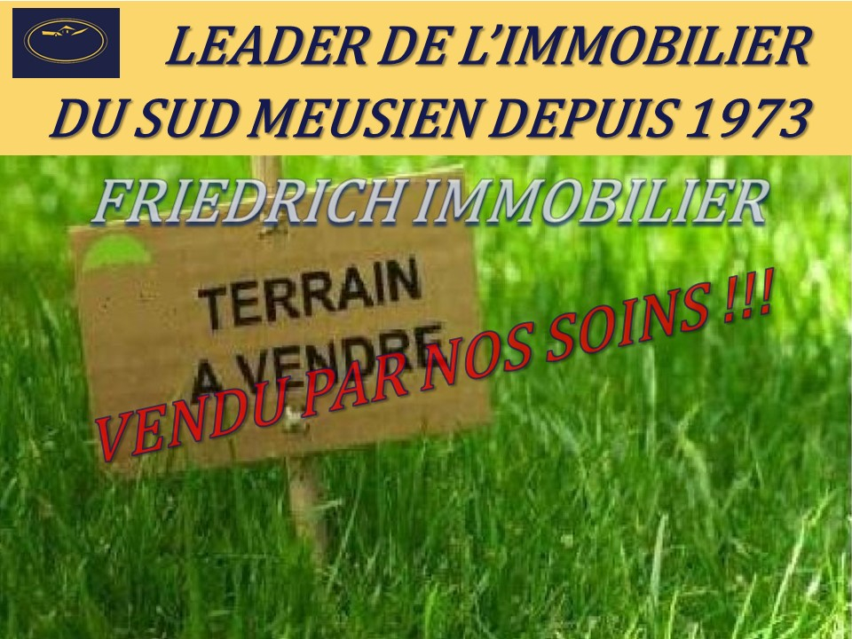 A vendre Terrain COMMERCY 1788m² 38.500  piéces