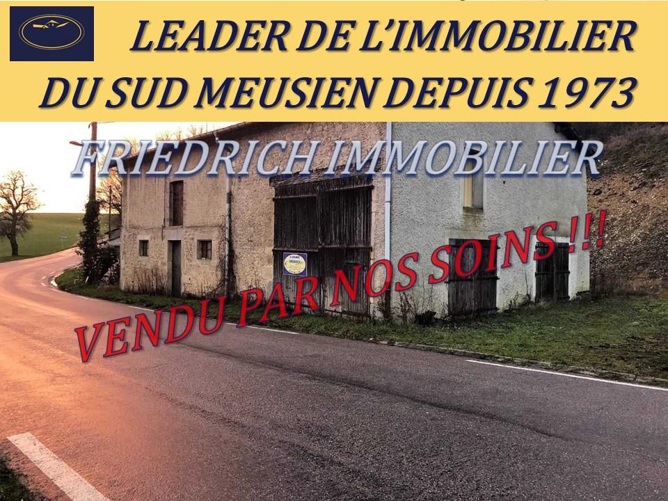 A vendre Entrepôt / Local industriel SAMPIGNY 122m²