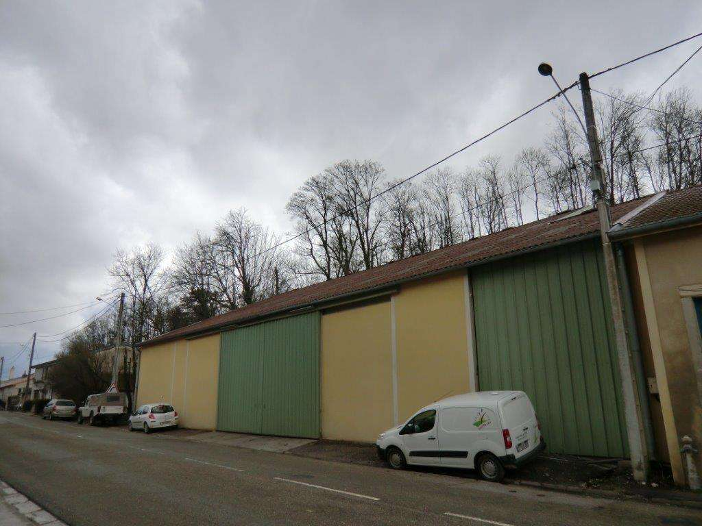 A vendre Entrepôt / Local industriel SAMPIGNY 170m² 130.000  piéces