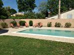 Belle maison meublée de 4 chambres sur terrain de 1250m² avec piscine et patio d'été
