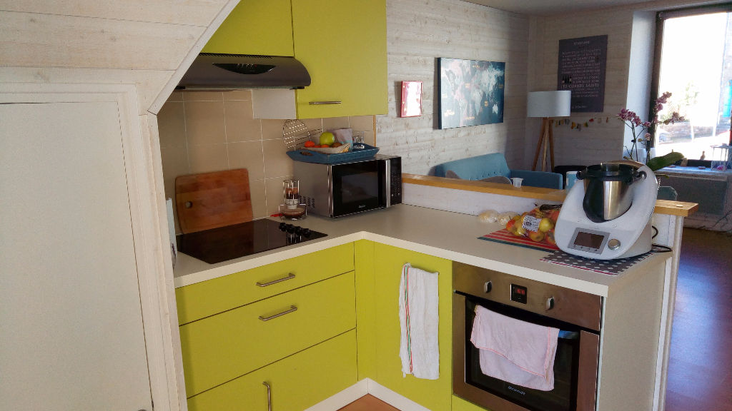 Loue appartement trois pièces Saint-Malo, quartier de Rothéneuf