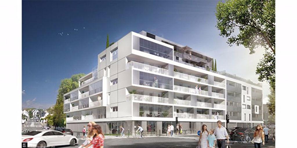 A vendre appartement neuf à Rennes, quatre pièces, quartier Saint-Martin