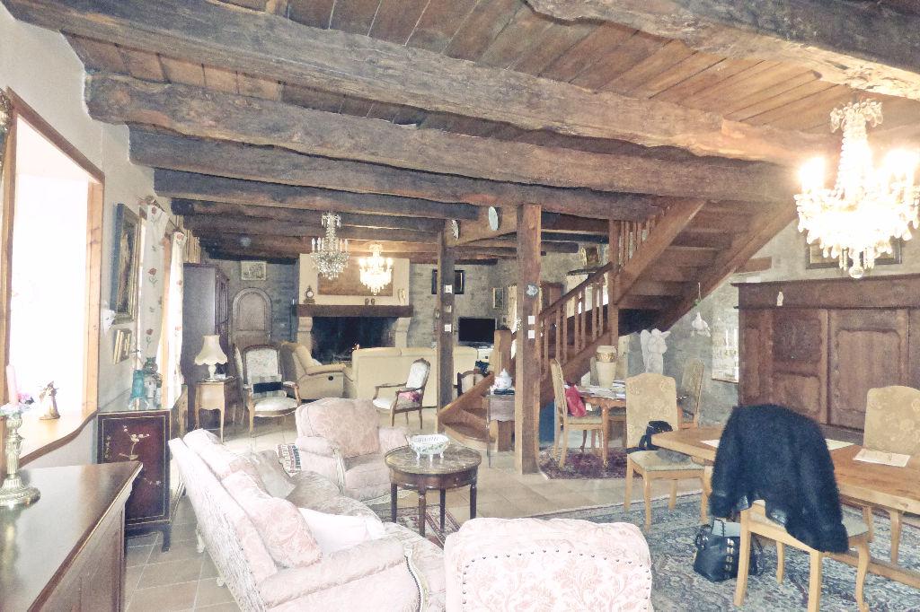 Spacieuse longère à Saint-Malo : la Fromentine