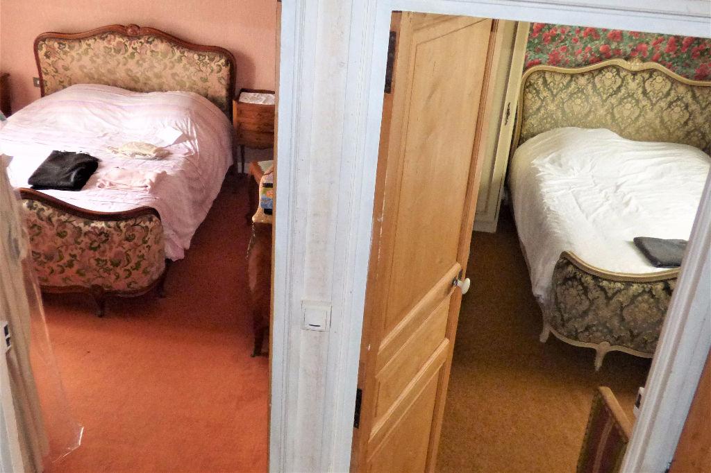 A vendre à Saint-Malo,  maison quatre chambres proche plage : Villa Anna