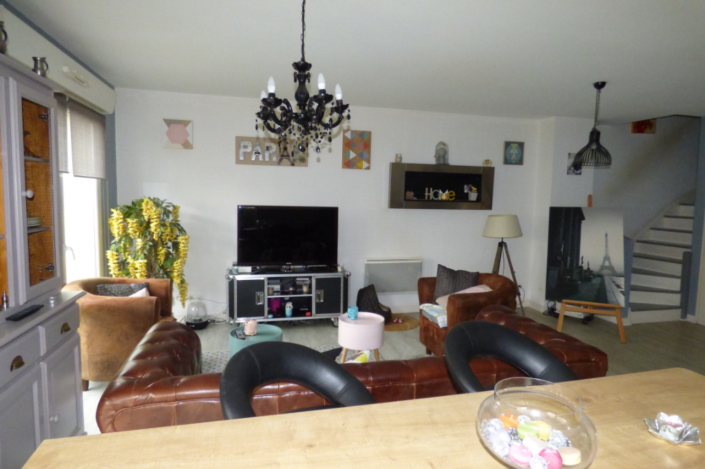 A acheter un Appartement trois pièces neuf à Saint-Méloir des Ondes