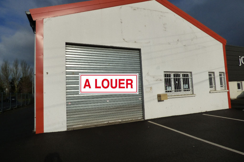A louer Entrepôt / local industriel Saint Malo 335 m2
