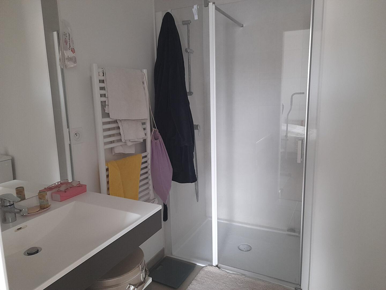 A louer appartement neuf deux pièces de 37.88 m² à Saint-Malo