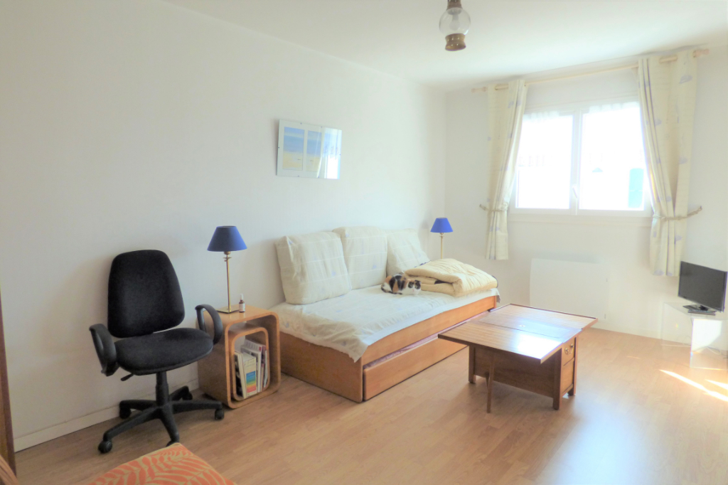 A vendre un appartement une pièce au bord de mer à Saint-Malo : Funny !