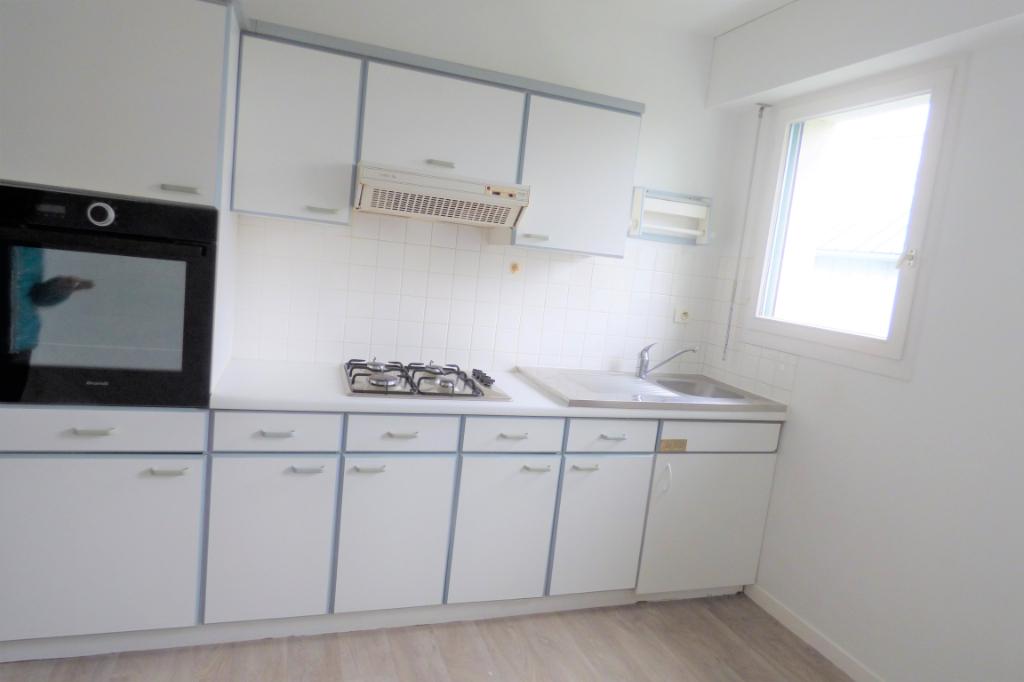 A vendre appartement trois pièces à Saint-Malo, dans le quartier de Paramé - Rochebonne