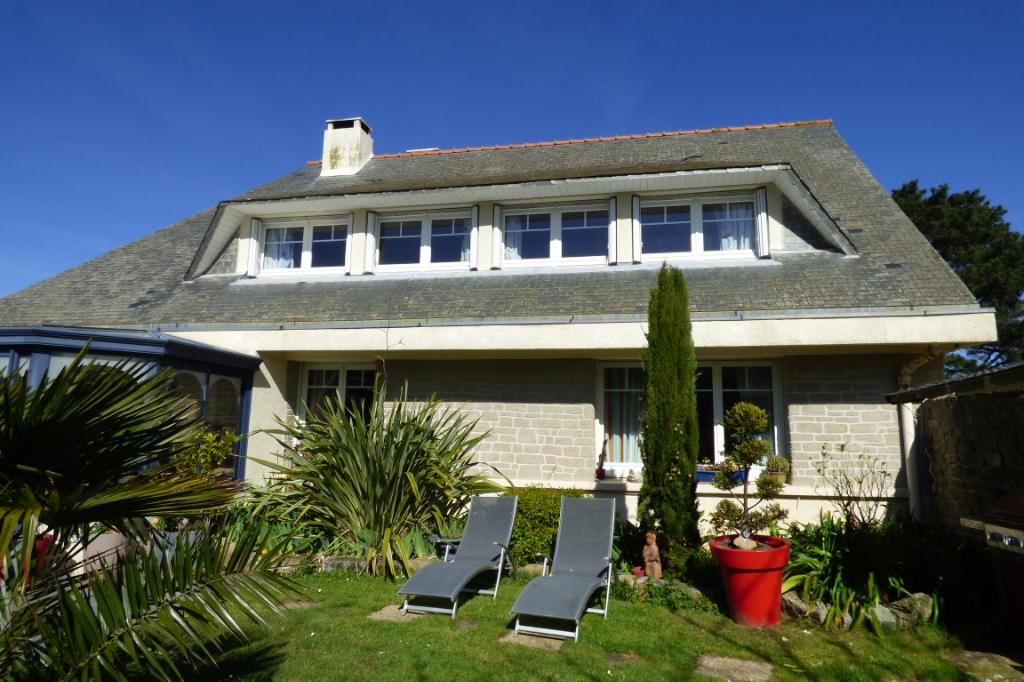 Maison proche plage à Saint-Malo avec maisonnette indépendante : CORAIL
