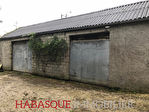 Local commercial + appartement + hangar Lesneven
