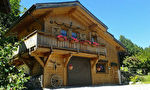 TEXT_PHOTO 1 - CHALET 8 PIECES A VENDRE A SAINT GERVAIS MONT BLANC  74170