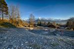 TEXT_PHOTO 4 - TERRAIN A VENDRE  SUR LES HAUTEURS DE  PASSY   74190