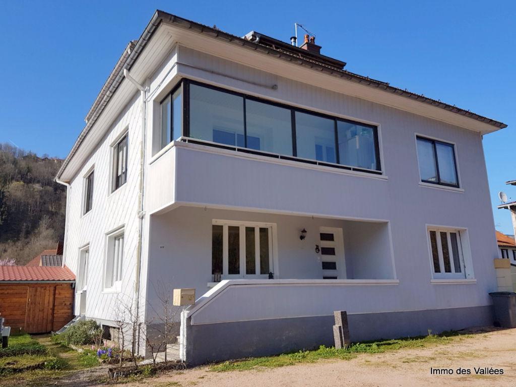 Appartement 4 pièces La Bresse proche centre