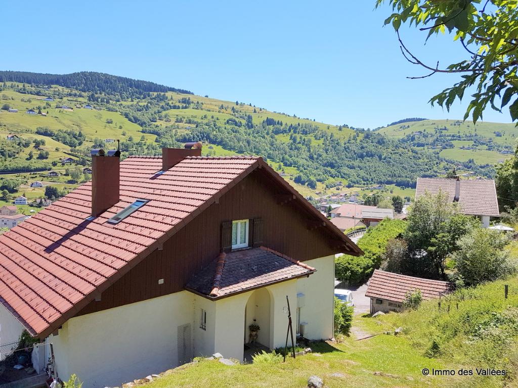 La Bresse proche centre appartement T3 57m2