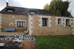 TEXT_PHOTO 0 - 2 Longères, 120 et 73 m² Hab, Terrain 9290 m², Dépendance 72 m².