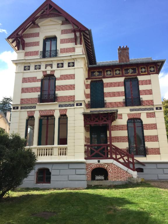 maison familiale à Crespières