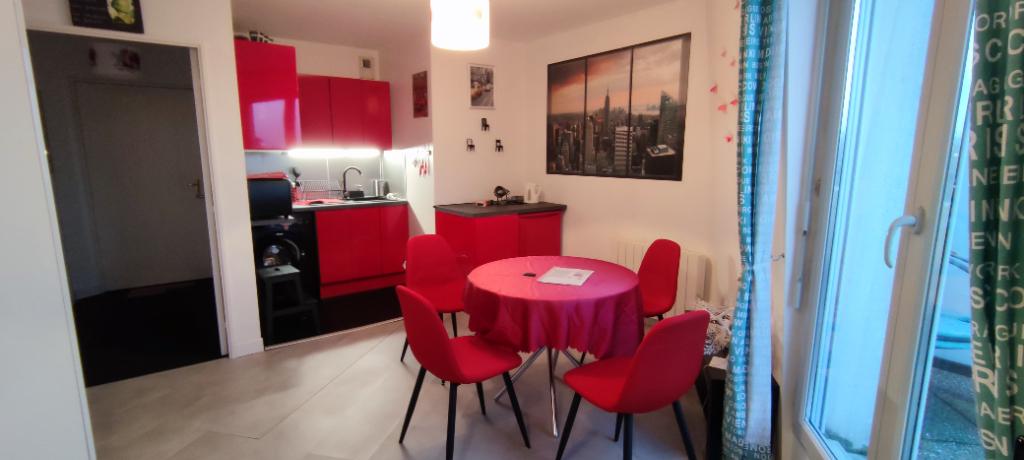 Appartement Mantes La Jolie 1 pièce(s) 28 m2