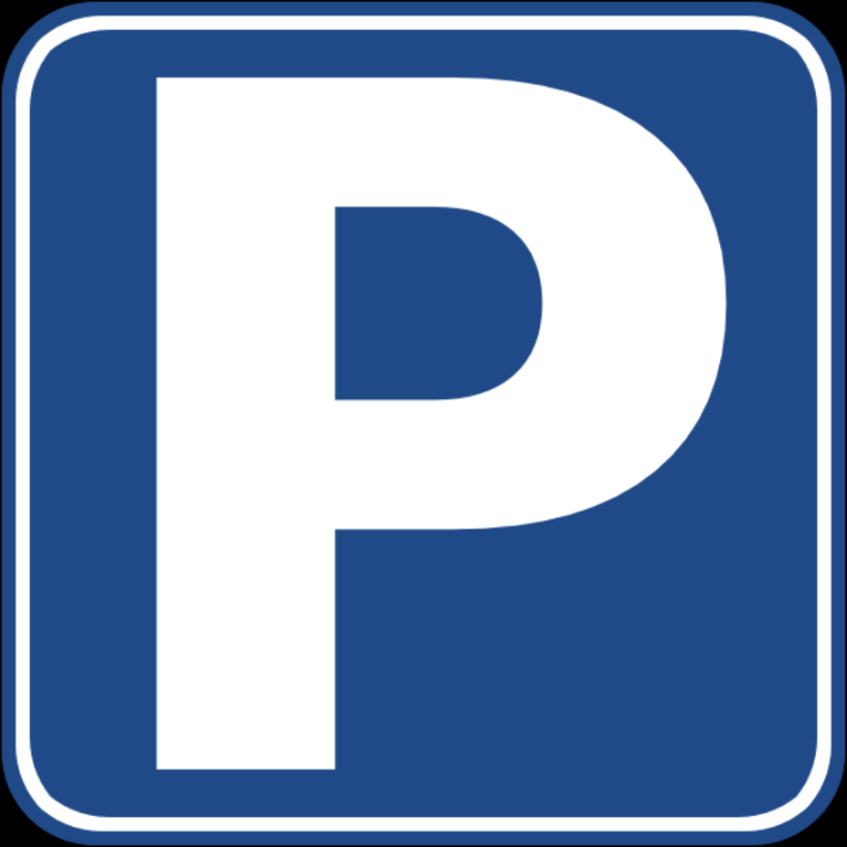Place de parking sécurisé