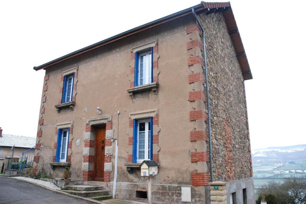 Maison - 5 piéce(s) - 119000 €