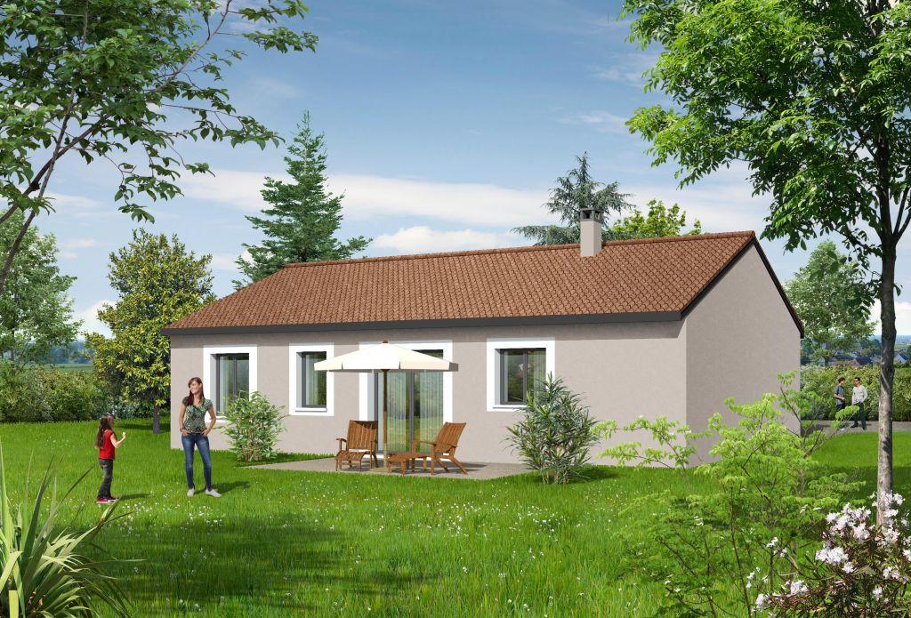 Maison - 5 piéce(s) - 154000 €