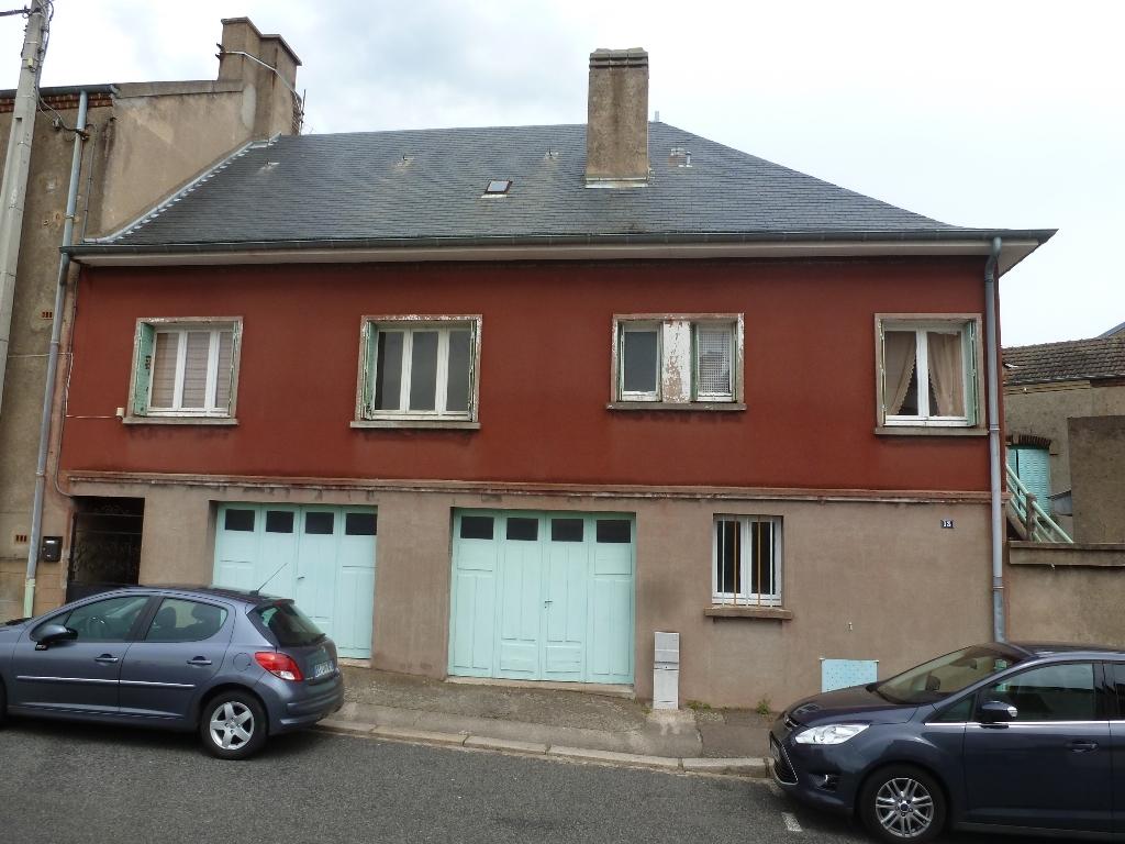 Maison - 6 piéce(s) - 141000 €