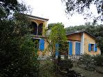 Villa + terrain constructible