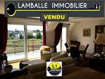 APPARTEMENT T3  + ASCENSEUR + BALCONS + GARAGE : LAMBALLE !
