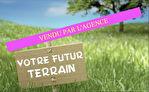 SAINT ALBAN : TERRAIN CONSTRUCTIBLE D'ENVIRON 1280 m2