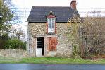 BAIN DE BRETAGNE - Maison à rénover à vendre - T2 53 m2