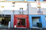 BAIN DE BRETAGNE - Maison avec commerce à vendre - T3 52 m2