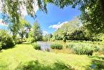 LA BOSSE DE BRETAGNE - Bel étang sur parc d'environ 9660 m2