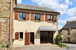 SAINT SULPICE DES LANDES - Maison de bourg à vendre - T6 141 m2