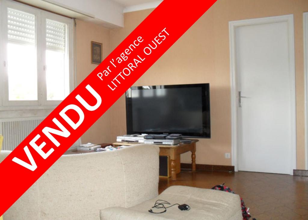 CLOHARS FOUESNANT, appartement de type 2 à vendre