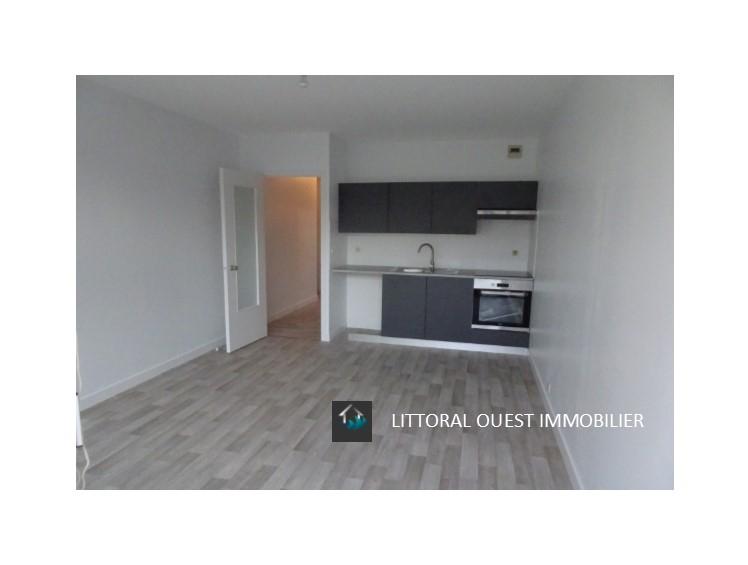 A LOUER BEG-MEIL Appartement  2 pièce(s) 38 m2