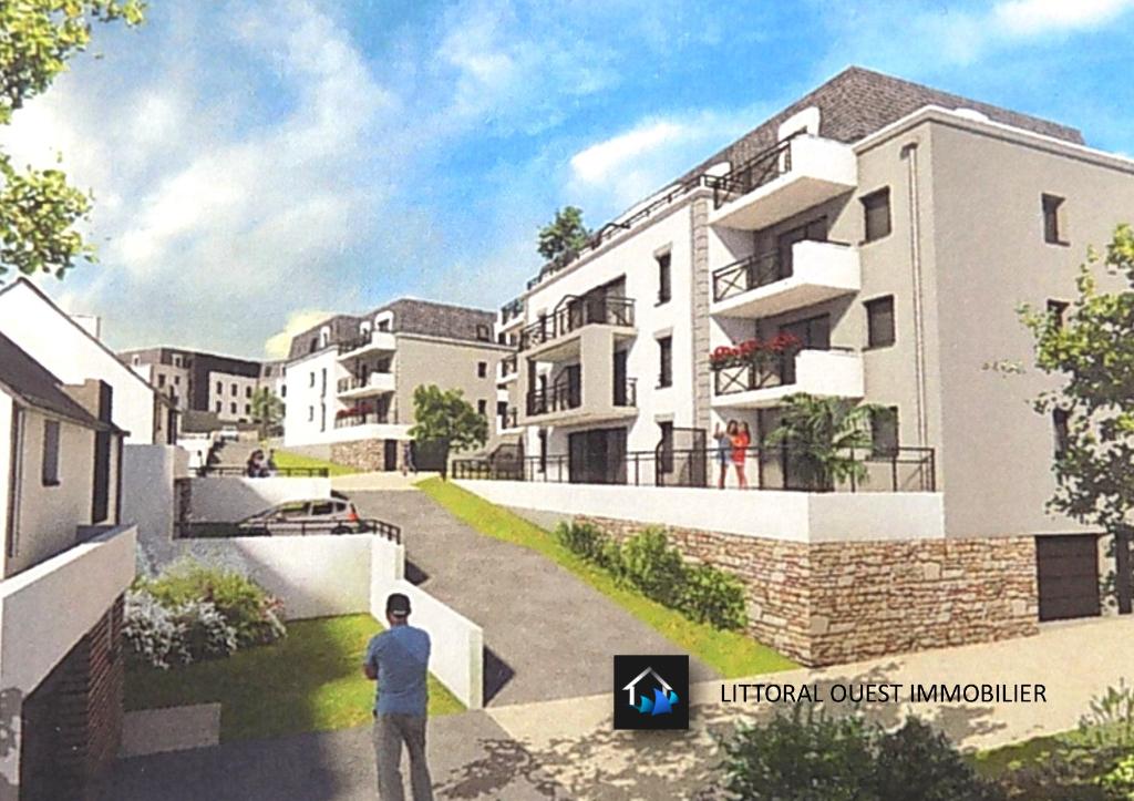A VENDRE FOUESNANT PLEIN CENTRE  - Appartement T4 79,73 m²