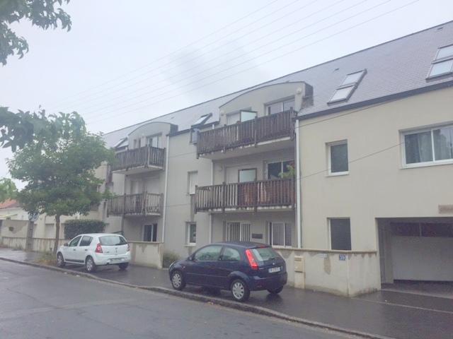 A Vendre Nantes Rte de Paris T2 balcon garage