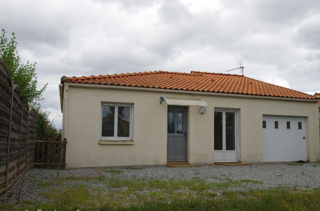 Plain pied bourg de Corcoué-sur-Logne