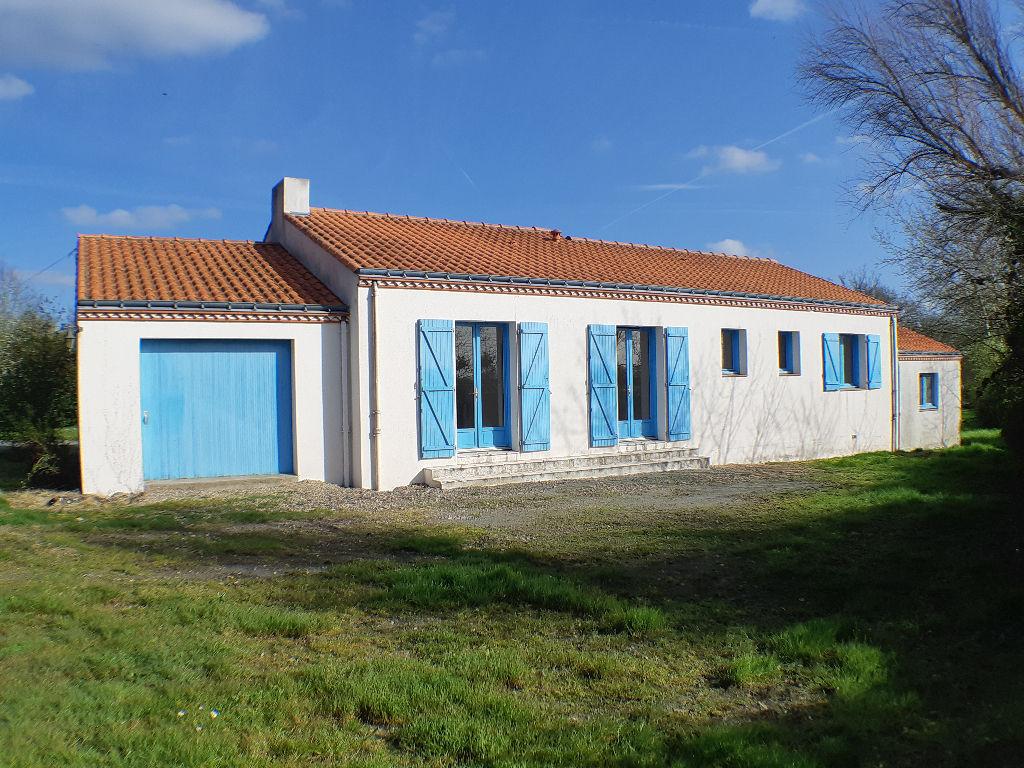 Maison de 110 m² - 3 chambres + bureau