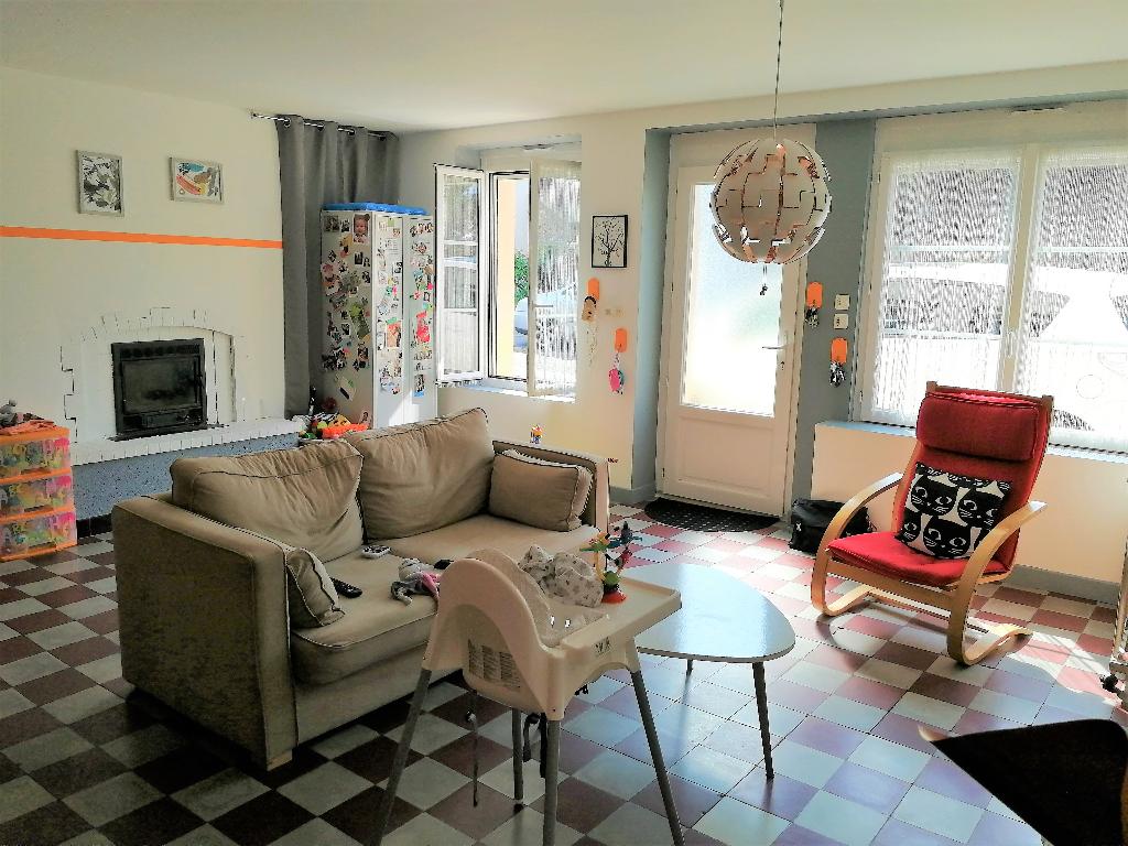 Maison Saint Philbert De Grand Lieu 6 pièce(s) 123 m2